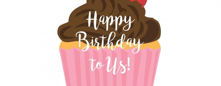 happy birthday to us