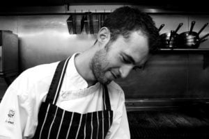Jay Williams Guest Head Chef at The Stag