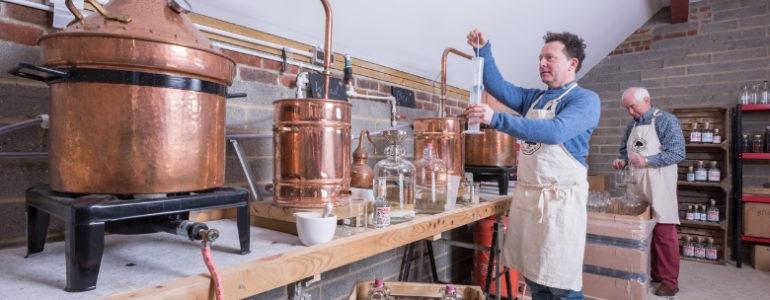 Spotlight on the supplier: Thundry Hills Gin